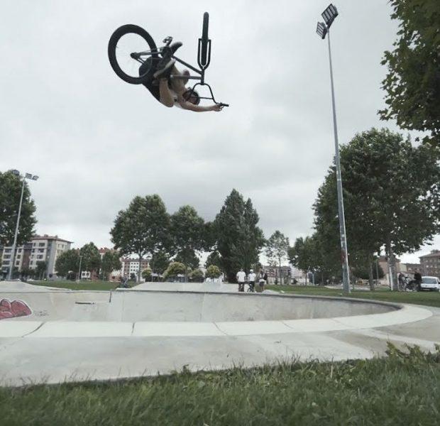 Sergio Layos – One Minute Run: Miranda – Flybikes