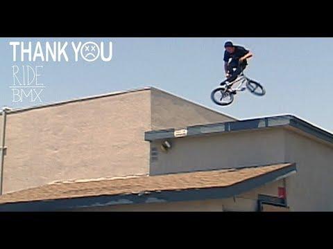 "THANK YOU – JP ROSS ""FRESH MEAT"" SECTION (BMX)"