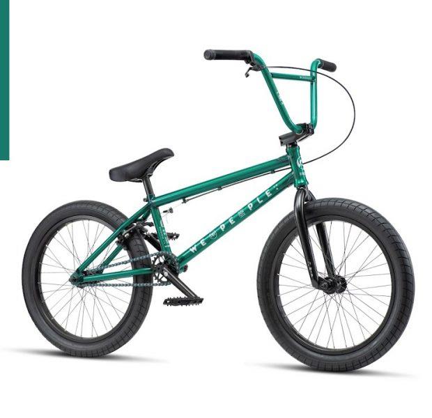 WETHEPEOPLE BMX #ARCADE 2019 Complete Bike