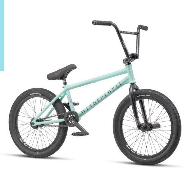 WETHEPEOPLE BMX #BATTLESHIP 2019 Complete Bike
