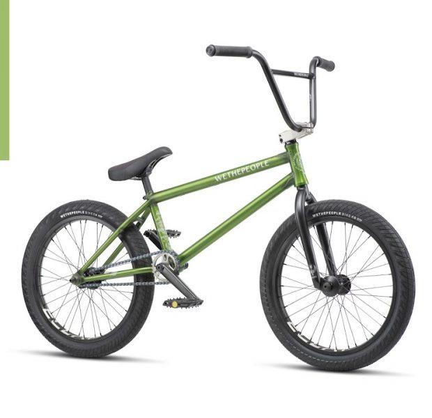 WETHEPEOPLE BMX #CRYSIS 2019 Complete Bike