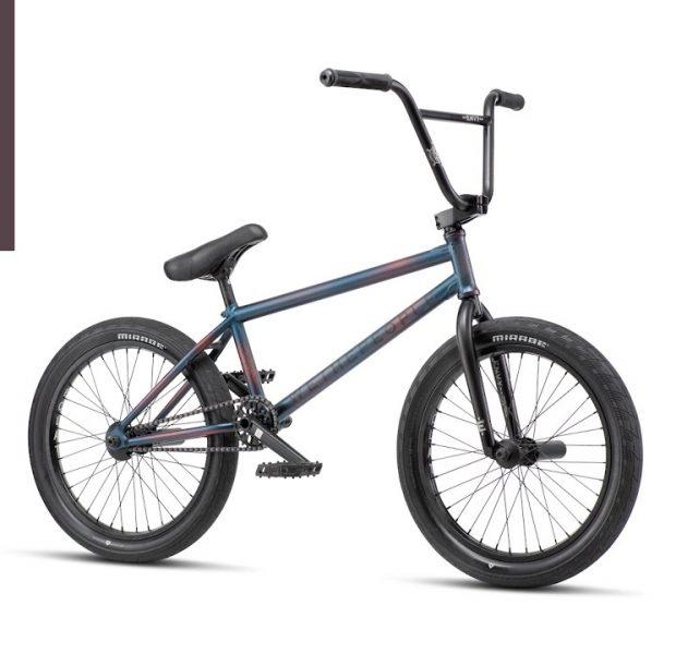 WETHEPEOPLE BMX #ENVY 2019 Complete Bike
