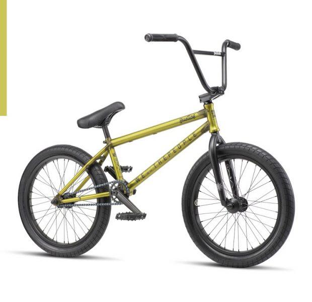 WETHEPEOPLE BMX #JUSTICE 2019 Complete Bike