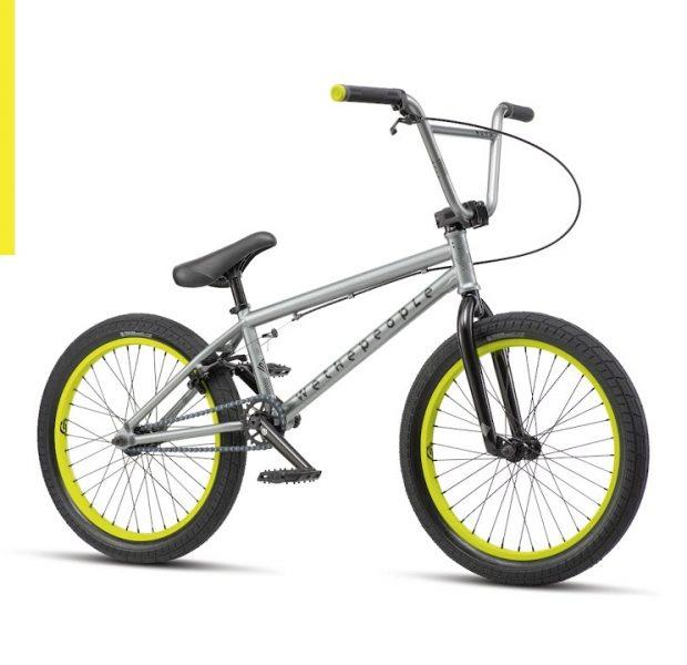 WETHEPEOPLE BMX #NOVA 2019 Complete Bike