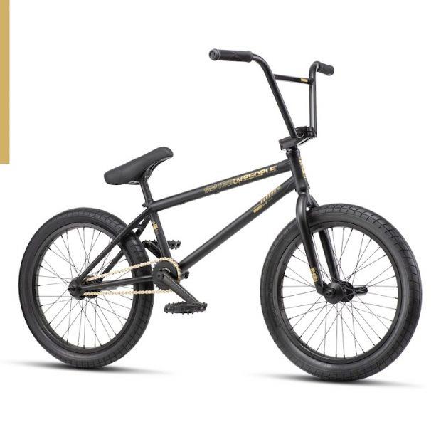 WETHEPEOPLE BMX #REASON 2019 Complete Bike