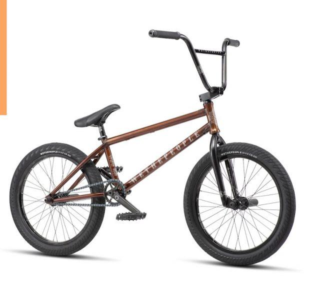 WETHEPEOPLE BMX #REVOLVER 2019 Complete Bike