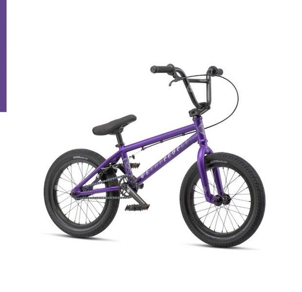 WETHEPEOPLE BMX #SEED 2019 Complete Bike