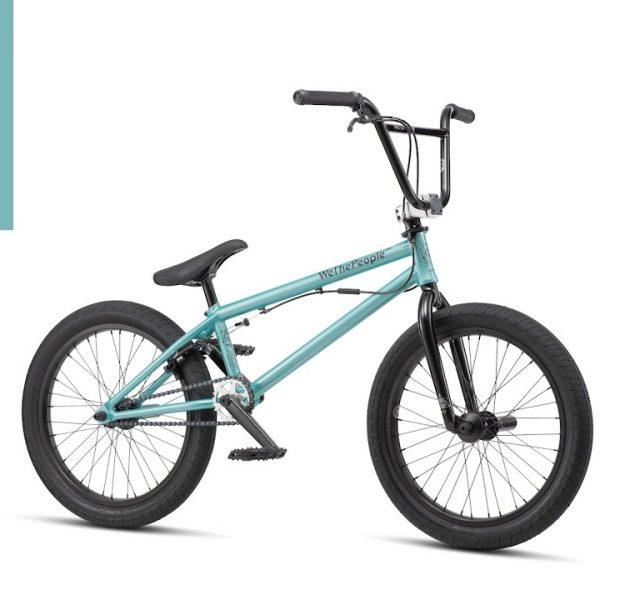 WETHEPEOPLE BMX #VERSUS 2019 Complete Bike