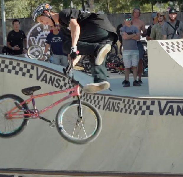 WILD BEST TRICK JAM – 2018 VANS BMX PRO CUP MALAGA