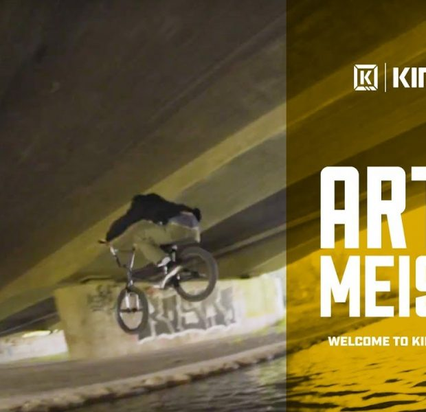 Artur Meister Welcome To The Germany Fam! – Traffic BMX / Kink BMX