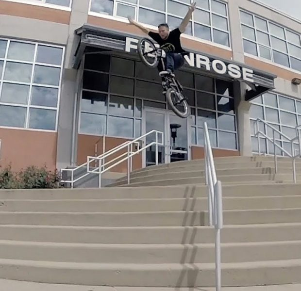 BMX FIRE FROM THE PHILLY STREETS – JEFF PURDY
