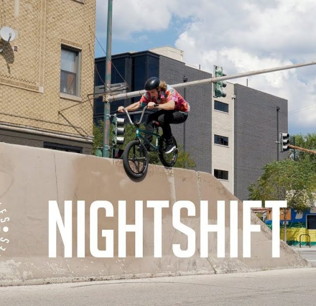 BMX / Sunday Nighshift Frame w/ Erik Elstran