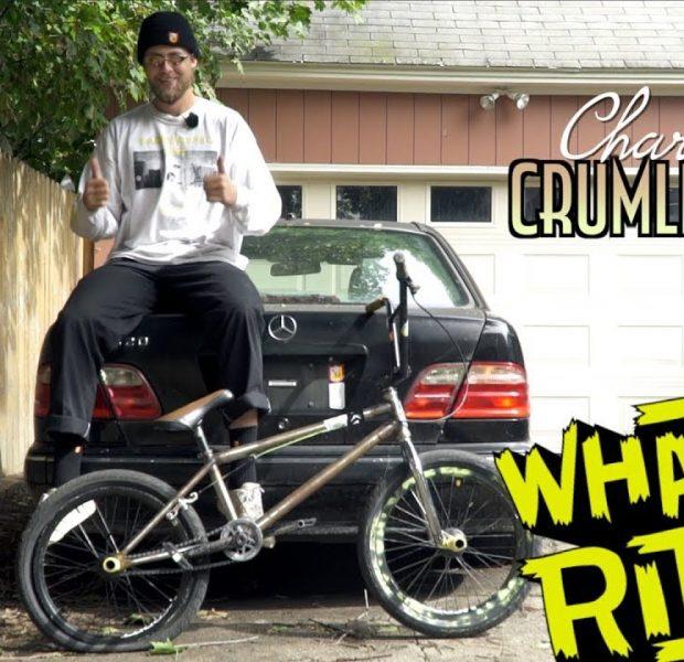 CHARLIE CRUMLISH – WHAT I RIDE (BMX BIKE CHECK)