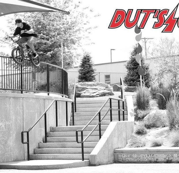 DUT'S COMP – BEN LINSCHOTEN SECTION (BMX)