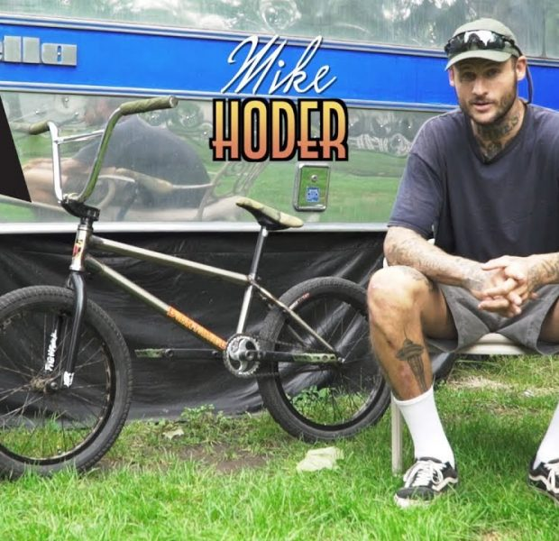 MIKE HODER – WHAT I RIDE (BMX BIKE CHECK)