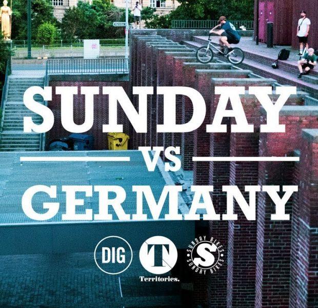 SUNDAY vs GERMANY