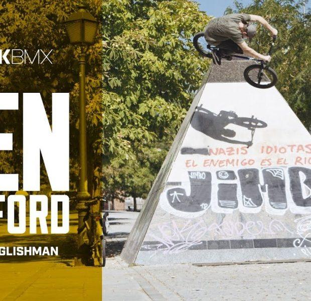 The Unsung Englishman Ben Basford – Kink BMX