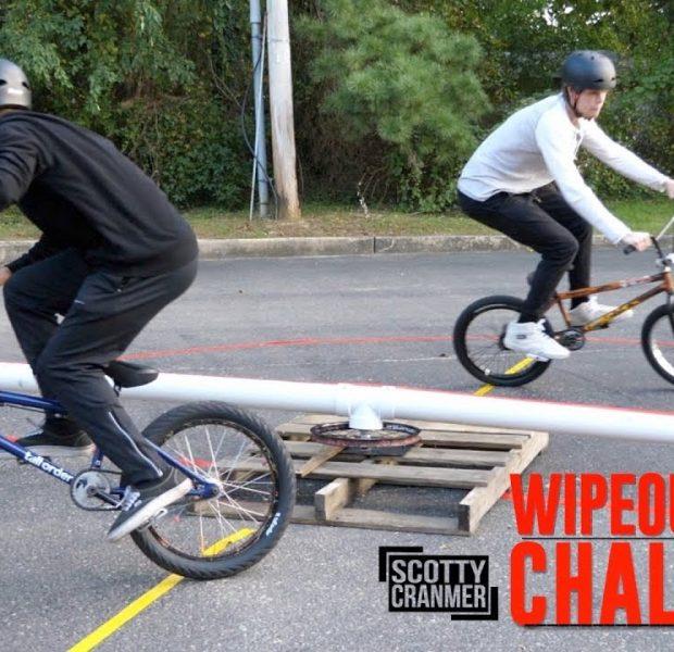 BMX WIPEOUT THING!