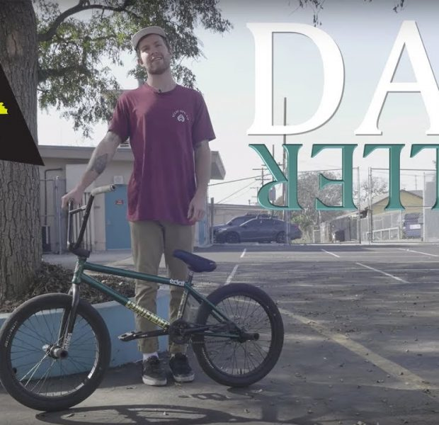 DAN COLLER – WHAT I RIDE (BMX BIKE CHECK)