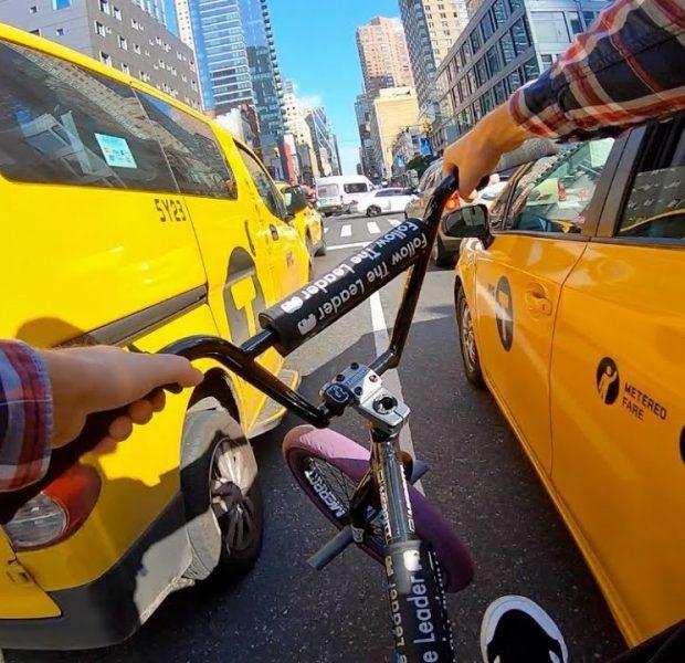 Downtown to Harlem BMX