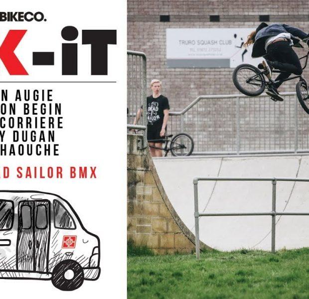 Fitbikeco. FUK-IT Tour Day 5 – Dead Sailor BMX