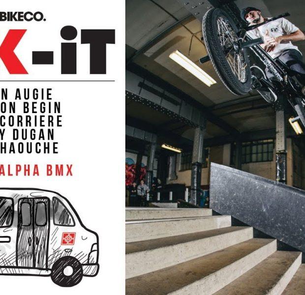 Fitbikeco. FUK-IT Tour Day 6 – Alpha BMX