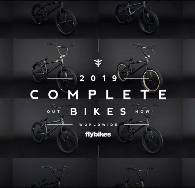 Flybikes 2019 Complete Bikes – BMX