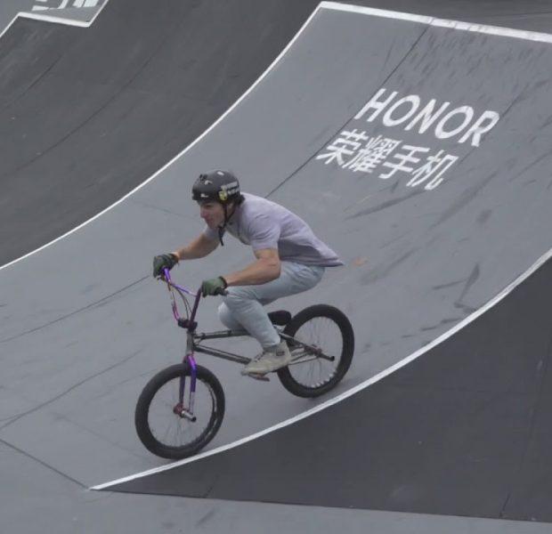 INSANITY IN CHINA! FISE CHENGDU SEMI-FINAL HIGHLIGHTS BMX