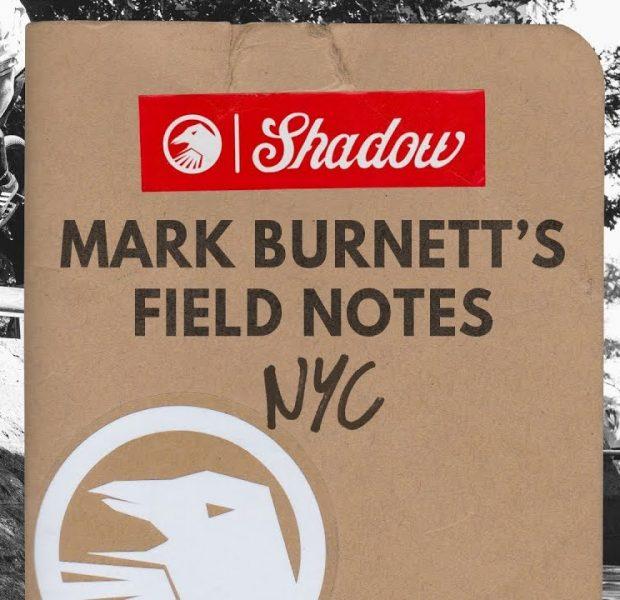 Mark Burnett's Field Notes : NYC