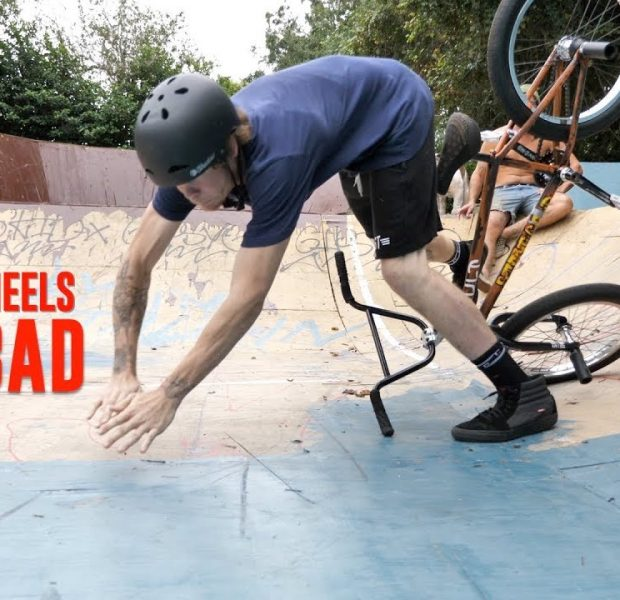 RAMP ON WHEELS GONE WRONG!