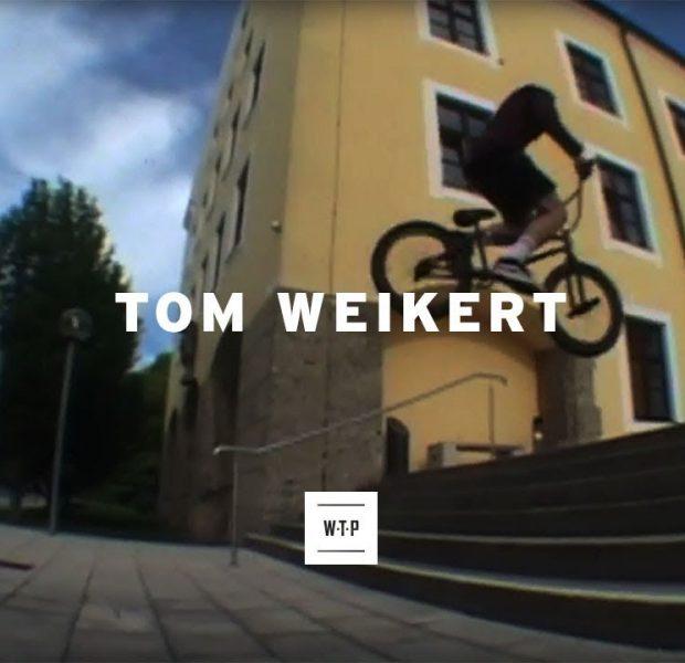 WETHEPEOPLE BMX – Tom Weikert