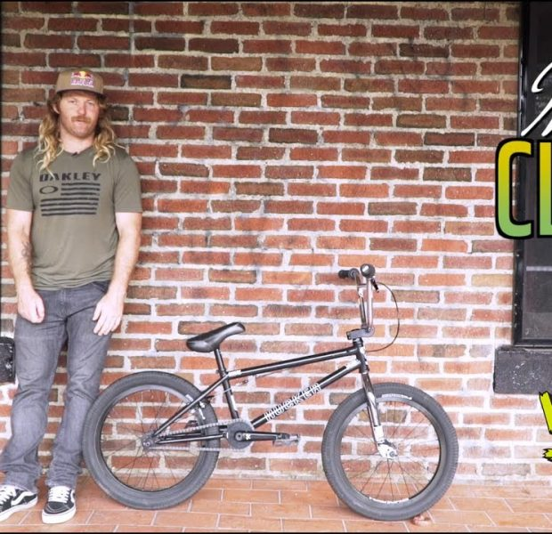 "WHAT I RIDE – MIKE ""HUCKER"" CLARK (BMX)"