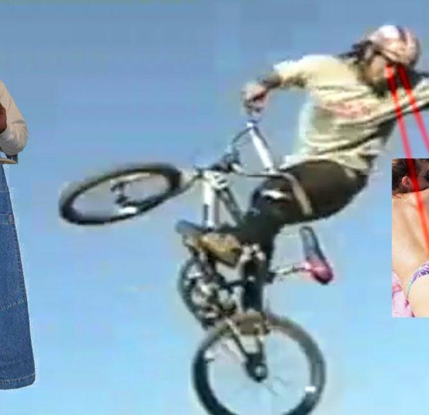 WTF is going on in biking? (Kareemsworld)