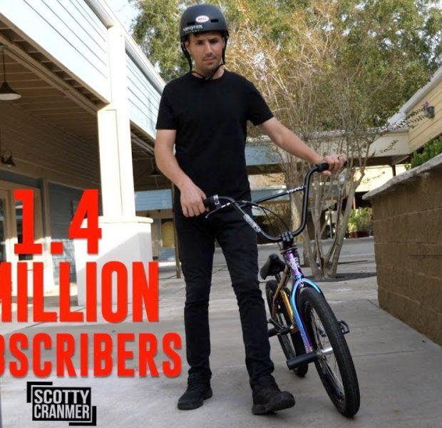 1.4 Million Subscriber Challenge Part. 1