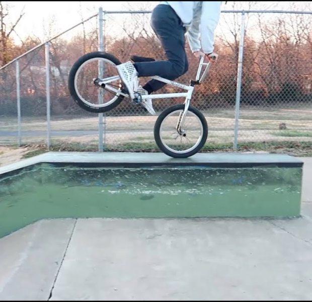BMX FUN at Springfield Skatepark 2018