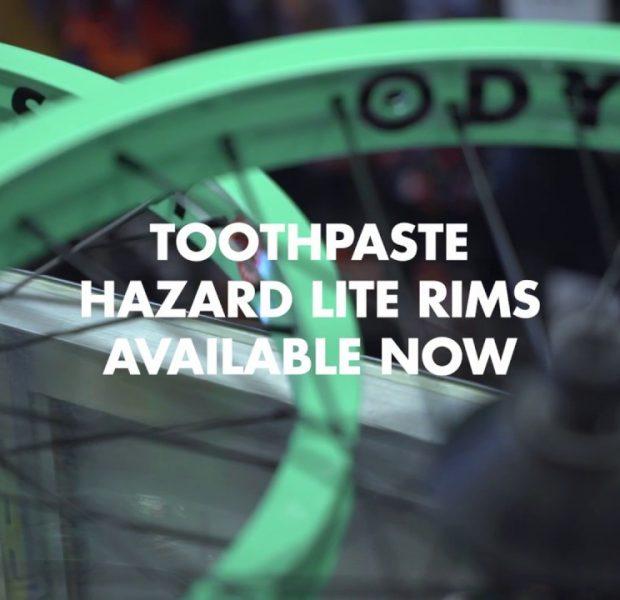 BMX / Toothpaste Hazard Lite Rims
