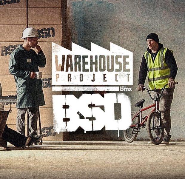 BSD Ride UK Warehouse Project (BMX)