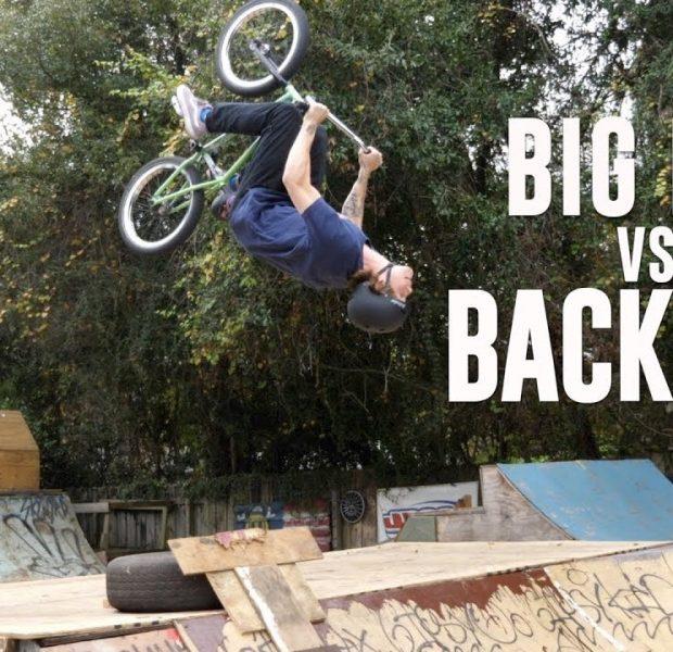 Can Big Boy Backflip It?