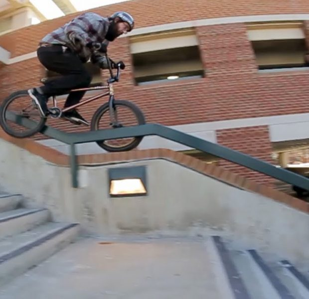 DAILY GRIND BMX: REROUTING – DAN CONWAY (FULL SECTION)