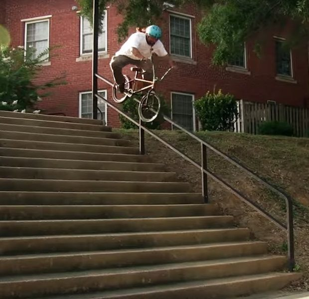 DAILY GRIND: REROUTING – ERIC MESTA FULL SECTION (BMX)