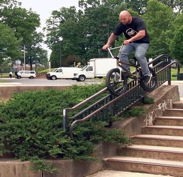 DAILY GRIND: REROUTING – GREMLIN FULL SECTION (BMX)