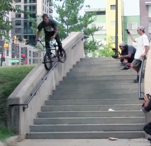 DAILY GRIND: REROUTING – SCOTT STEELE FULL SECTION (BMX)