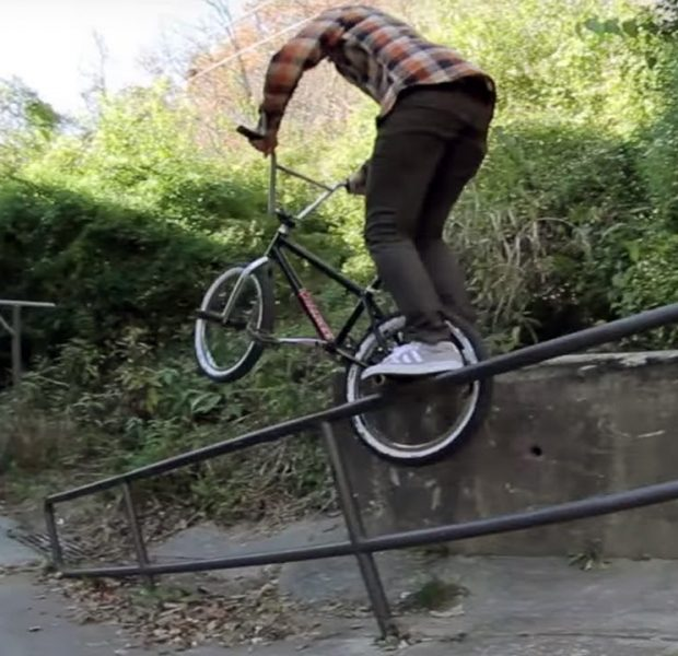 DAILY GRIND: REROUTING – TROY MERKLE FULL SECTION (BMX)
