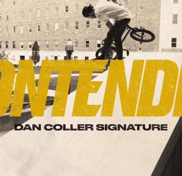 Dan Coller Signature Contender Frame Promo – Kink BMX