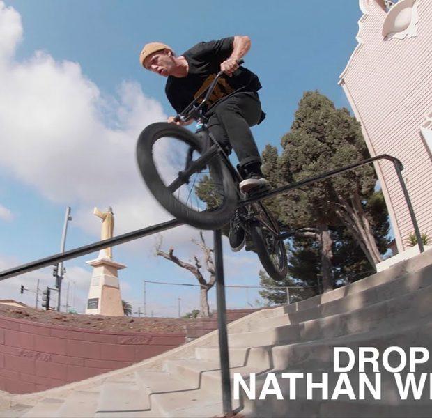 DROP THE PIN – NATHAN WILLIAMS