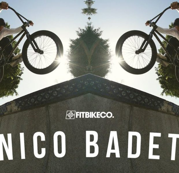 Fitbikeco. – Nico Badet in the USA