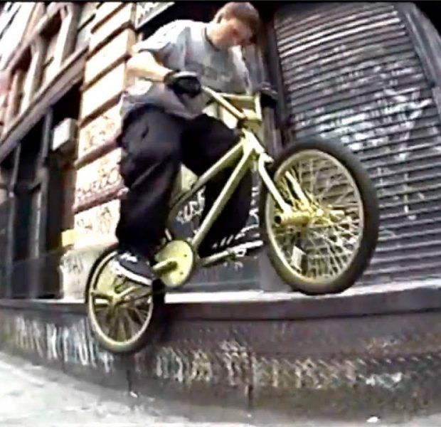 FROM THE ARCHIVE – WILL TAUBIN IN DON'T QUIT YOUR DAY JOB BMX