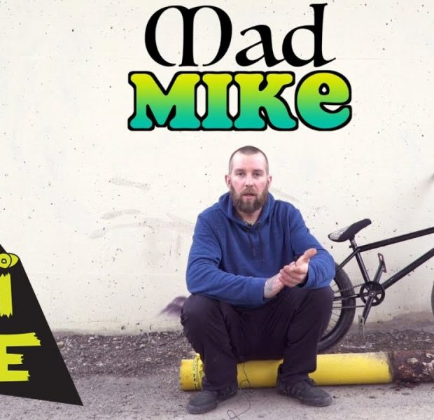 MAD MIKE GUTH – WHAT I RIDE (BMX BIKE CHECK)