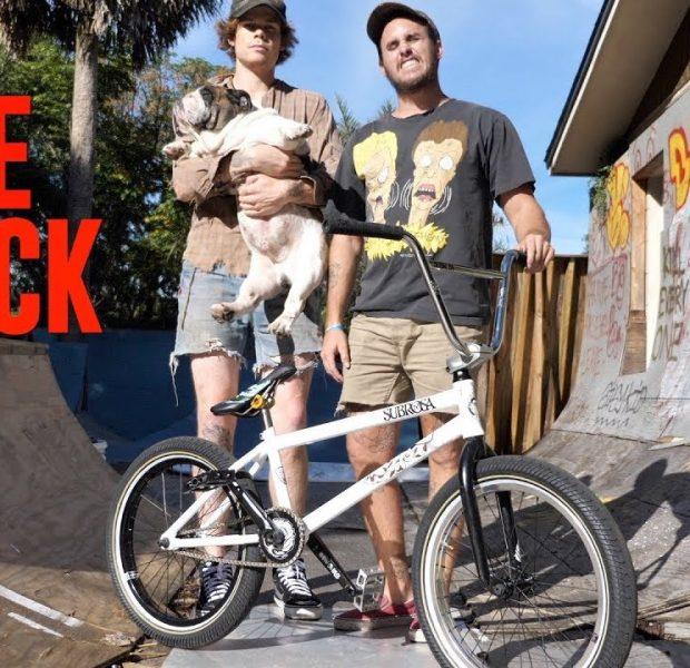 Trey Jones Bike Check!