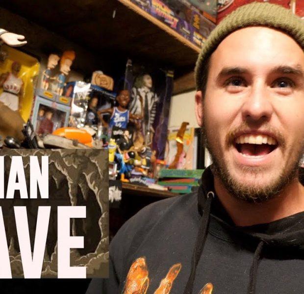 ULTIMATE BMX MAN CAVE!
